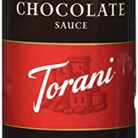 Torani Dark Chocolate Sauce