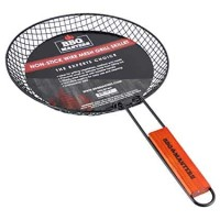 Wire Mesh Grilling Skillet