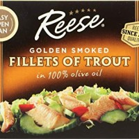 Reese Golden Smoked Trout