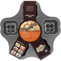 6-Cup Non-Stick 'Stuff It Up' Pan