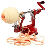 Apple Peeler and Corer with Countertop Suction Cup