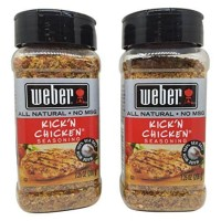 Weber Kick'n Chicken Seasoning
