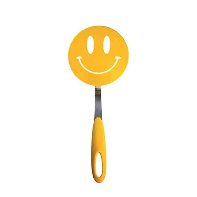 Smiley Face Nylon Flex Turner