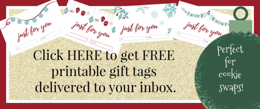 gift tag opt-in