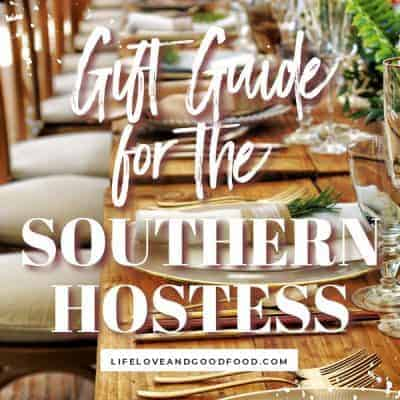 10 Best Gifts for the Southern Hostess + Giveaway!