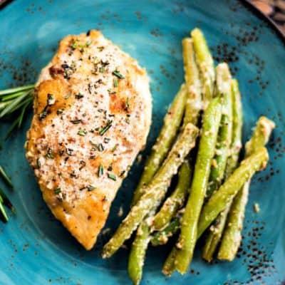 Chicken Dijon: A gourmet dinner in under 30 minutes!