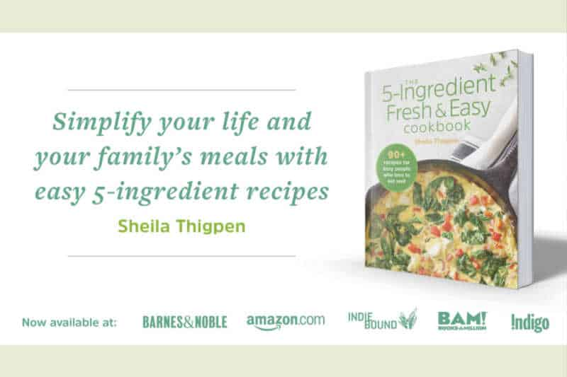 The Fresh and Easy Cookbook Ad