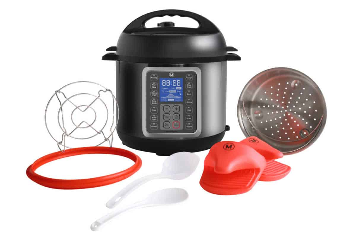 mealthy multipot and accessories