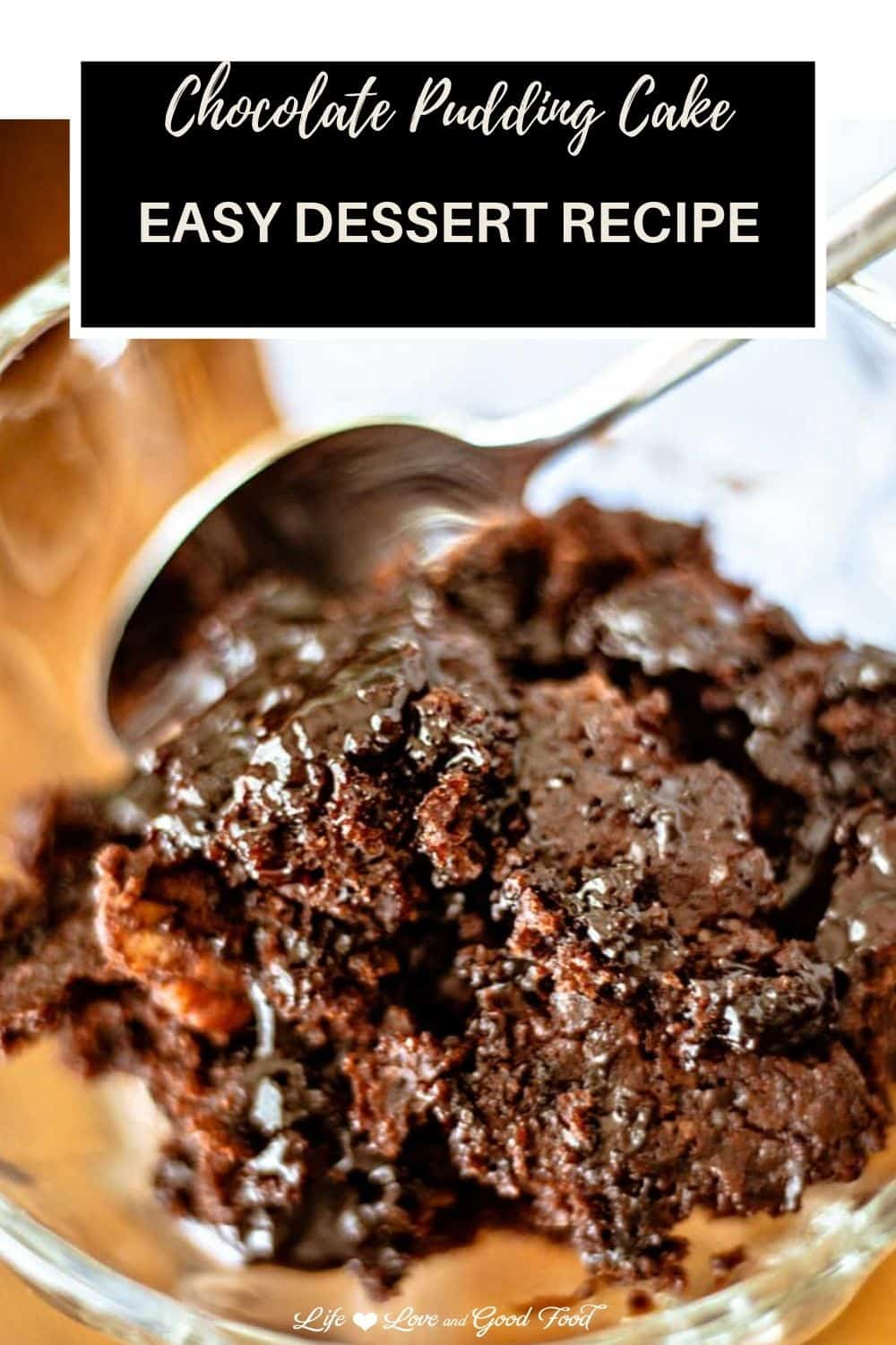 Chocolate Pudding Cake makes its own gooey chocolate sauce as it bakes and is equally delicious served either warm or cold. With its rich chocolate flavor, this EASY chocolate cake is ah-mazing served warm with vanilla ice cream.