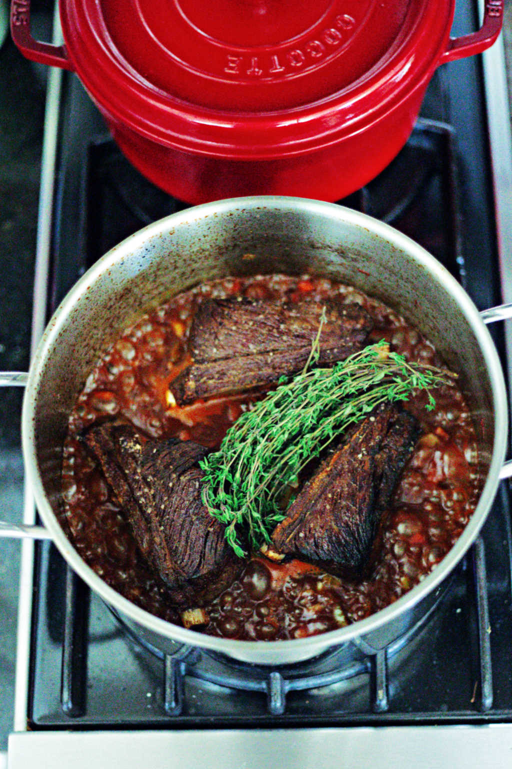 Braised Beef Short Ribs Recipe Life Love And Good Food