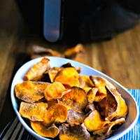 Air Fryer Sweet Potato - GWS Cover